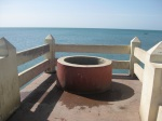 A well in the sea - at Rameswaram